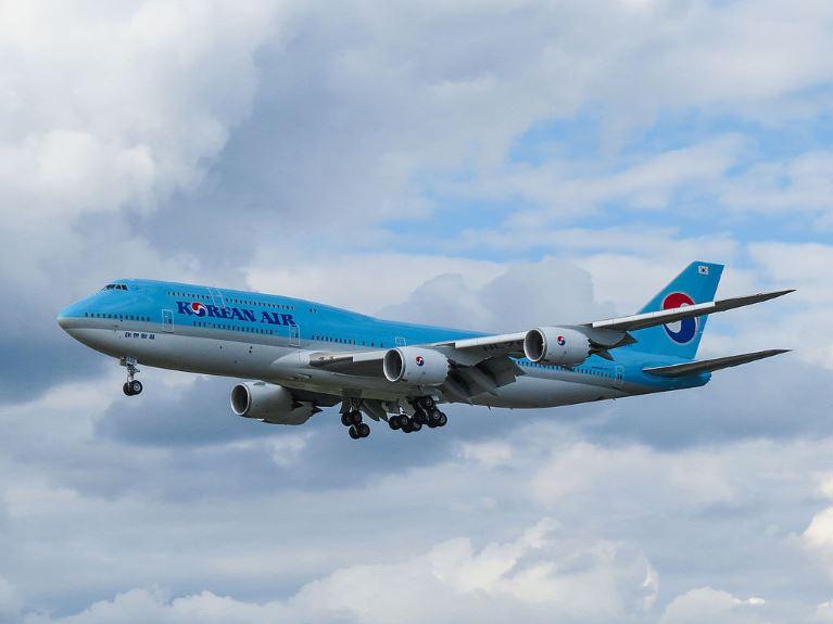 Korean-Air-Boeing-747-8i