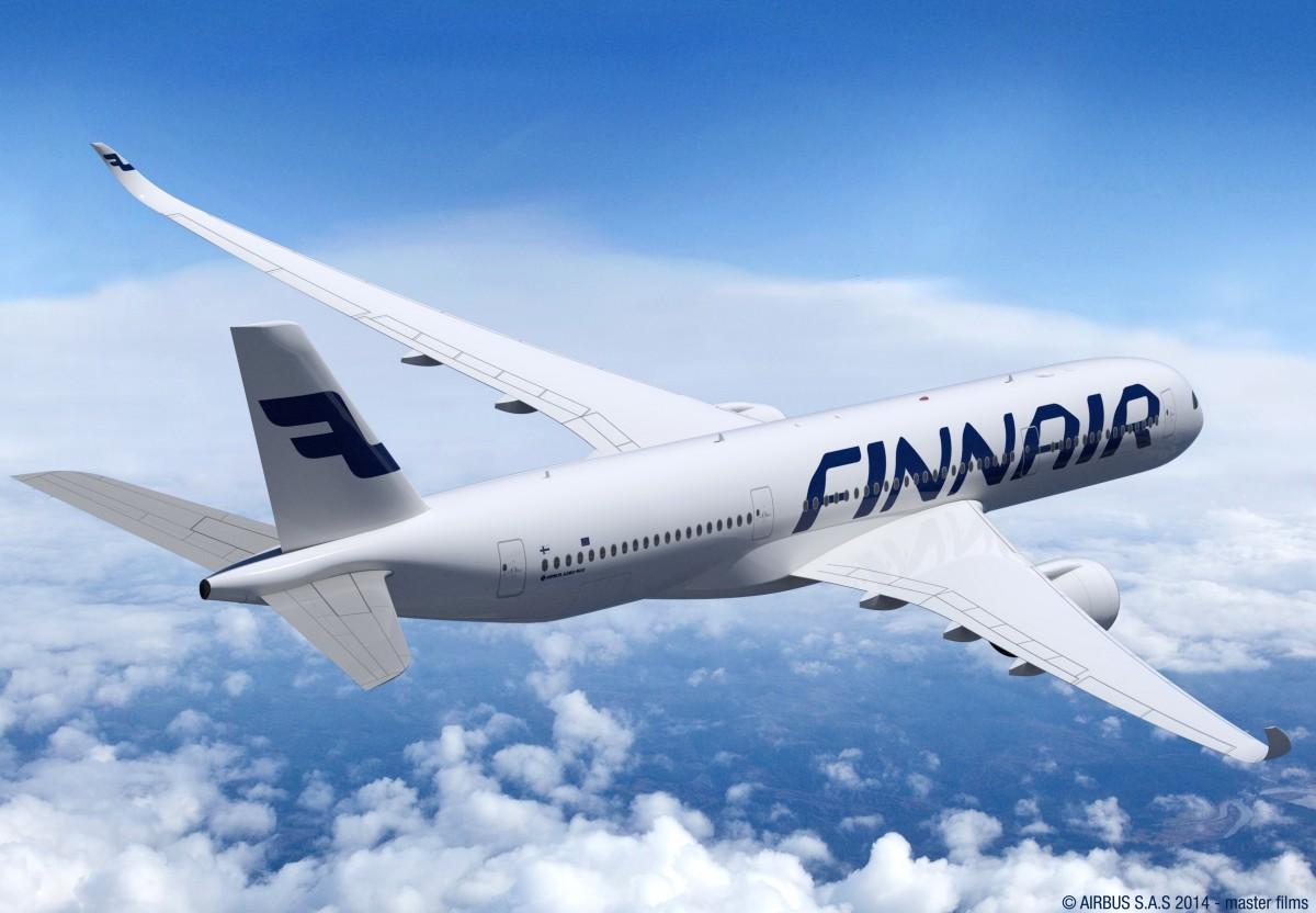 A350XWB-Finnair