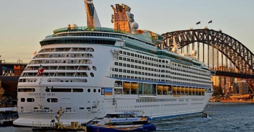 Voyager of the Seas Sydney