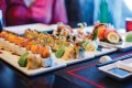 Sushi Roll Selection with Sashimi